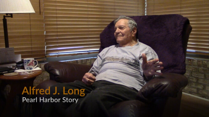 Interview of a WW2 Hero