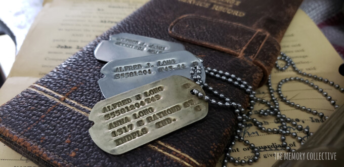 WW2 Memory Artifacts